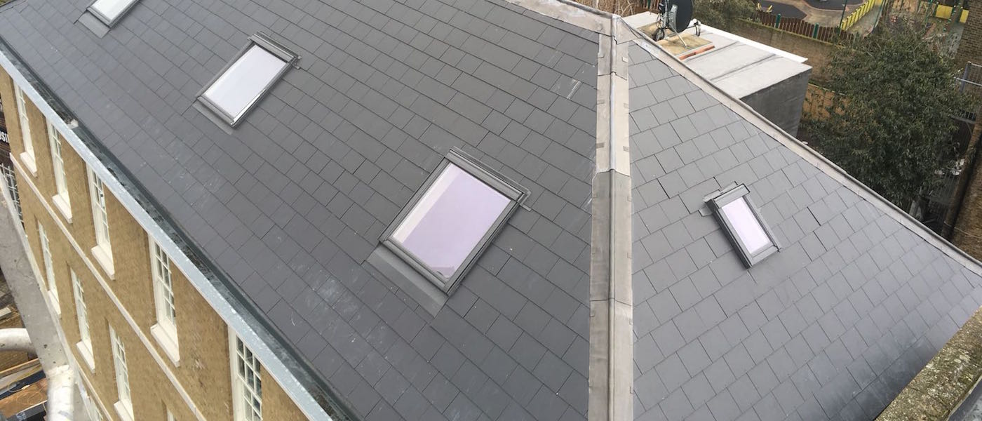 Pitched Roofing Sevenoaks
